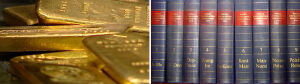 Zamiast 18 sztabek złota[br] dostał encyklopedię
