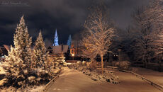 Sypnęło śniegiem w Zakopanem