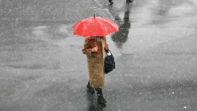 Pogoda na dziś: tylko nieliczne regiony bez opadów. Do 7 stopni