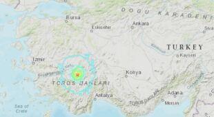 Trzęsienie ziemi w Denizli